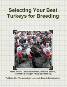 Selecting Your Best Turkeys for Breeding book