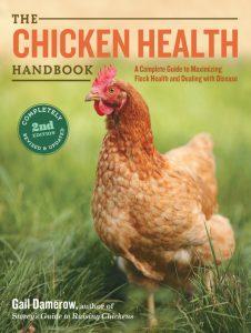 The Chicken Health Handbook 2nd Edition book