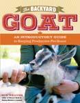 The Backyard Goat book