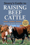 Storeys Guide to Raising Beef Cattle book