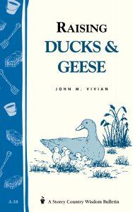 Storey's Country Wisdom Bulletin Ducks & Geese book