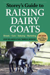 Storeys Guide to Raising Dairy Goats book