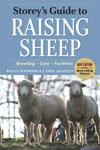 Storey's Guide to Raising Sheep book