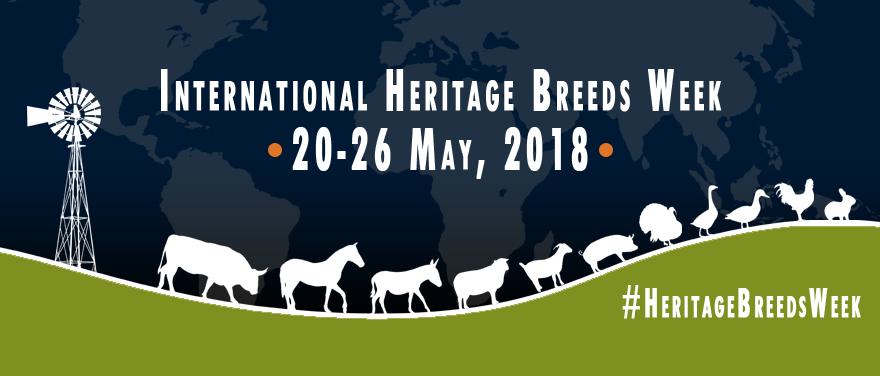 International Heritage Breeds Week 2018