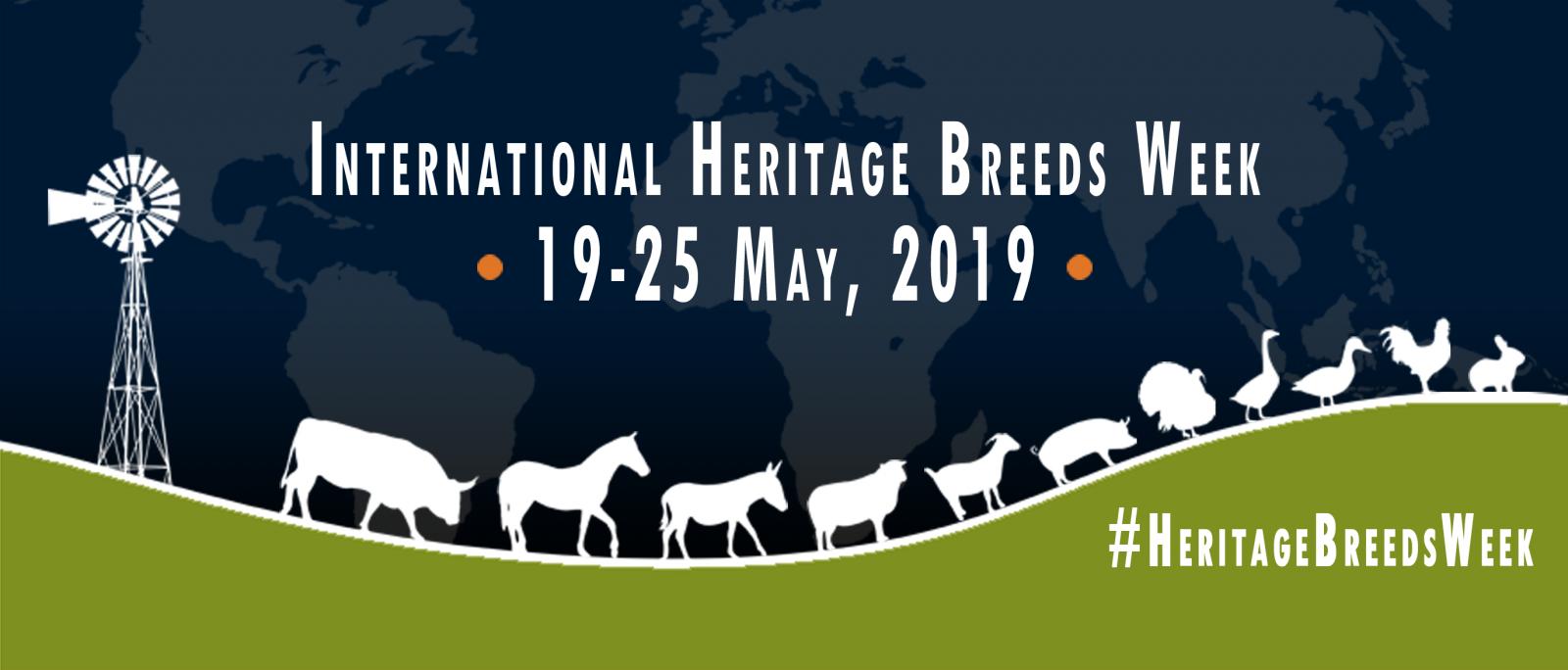 International Heritage Breeds Week 2019