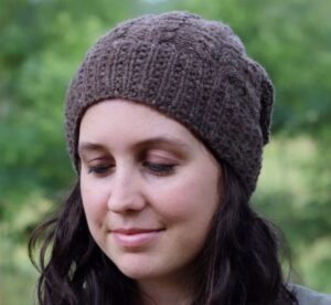 Heritage Creek Hat Pattern from Deerly Woven