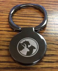 Livestock Conservancy logo cell phone ring